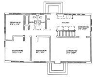 Ranch Style House Plans | Ranch Style Floor Plans and ...