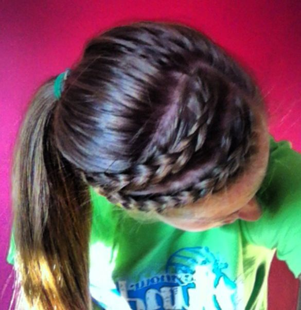 25 Best Ideas About Cute Volleyball Hairstyles On Pinterest