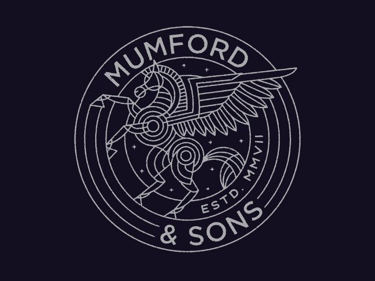 Mumford  Sons Pegasus  Pegasus Mumford sons and Sons