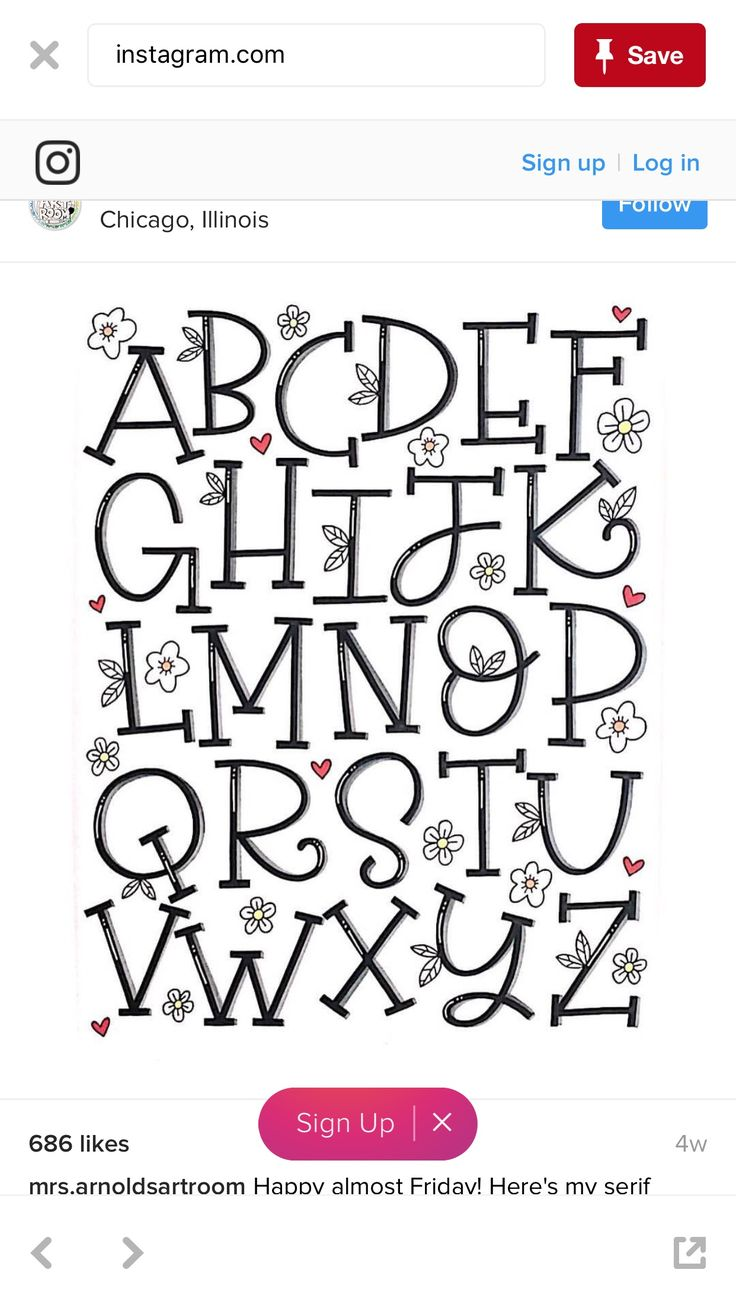 2129 best images about Lettering ideas on Pinterest