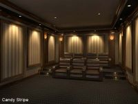 We offer beautiful Home Theater acoustic panels featuring ...