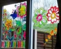 1000+ images about Window Painting Artist in ...
