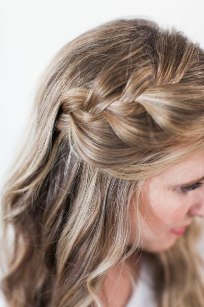 The 25 Best Side Braids Ideas On Pinterest Side Braid Tutorial