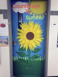 Countdown to Summer Classroom Door #classroomdoor # ...