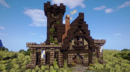 minecraft town hall tutorial medieval blueprints project houses buildings projects castle designs planetminecraft map pixel structures stuff visit