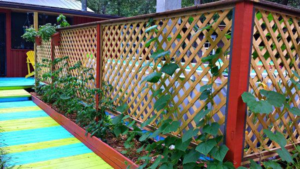 17 Best Ideas About Garden Privacy On Pinterest
