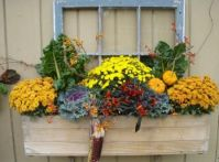 25+ best ideas about Fall Window Boxes on Pinterest | Fall ...