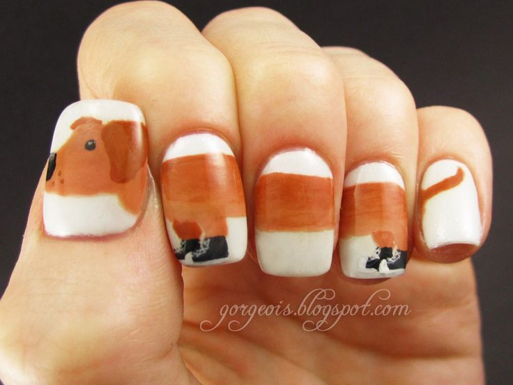 Fall Wallpaper Dog Weenie 17 Best Ideas About Dog Nails On Pinterest Easy Nail