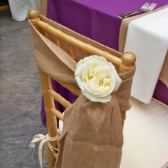 Stretch Chair Covers For Folding Chairs Ergonomic Posture 25+ Best Ideas About Burlap Sashes On Pinterest   Rustic Outdoor Chairs, ...