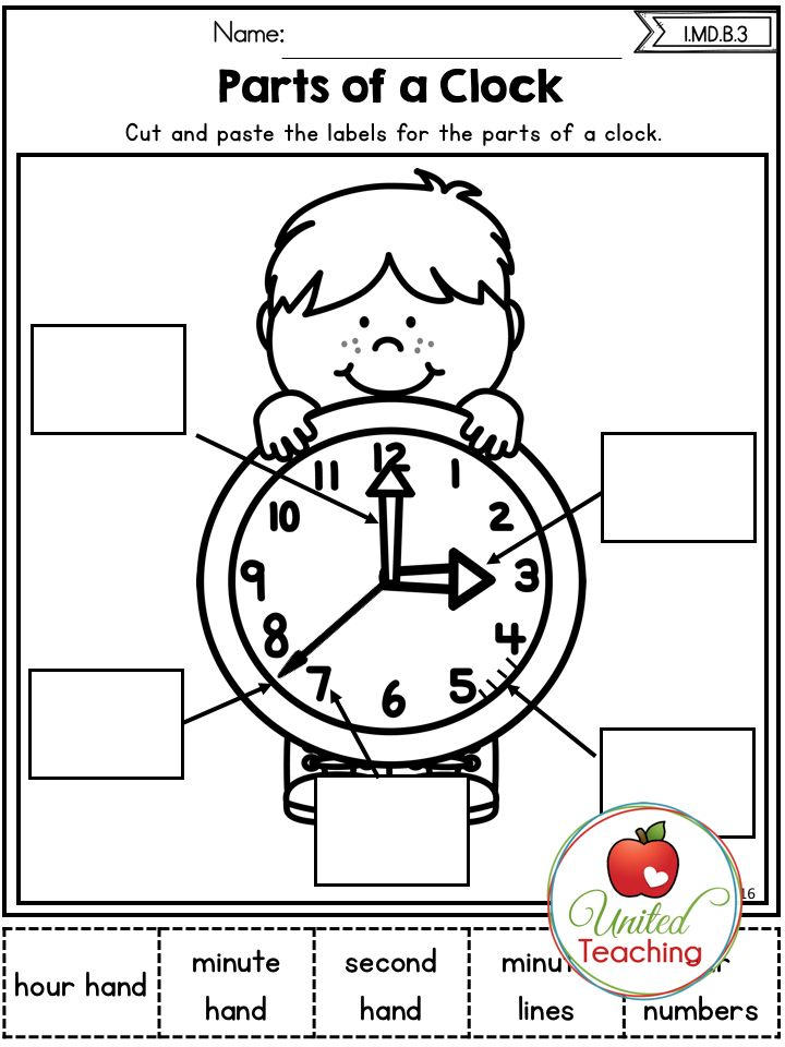 17 Best ideas about Telling Time Activities on Pinterest