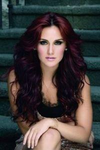 Cute Dark Red Hair Colors Ideas Hairstyles Trend ...