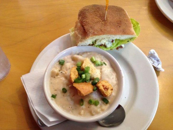 Tanya Soup Kitchen Tom Meglio Happened