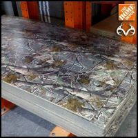 Camo wall paneling at home depot