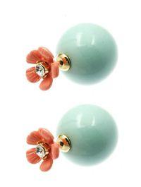 Best Double pierced earrings ideas on Pinterest