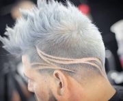 ideas hair tattoo
