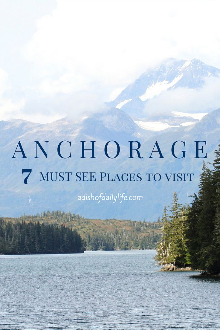 Traveling to Alaska? Spectacular scenery and amazing wildlife are an exciting part of this bucket list vacation! Here is a list of