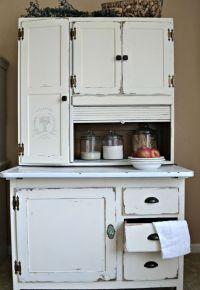 15+ best ideas about Hoosier Cabinet on Pinterest | Oak ...