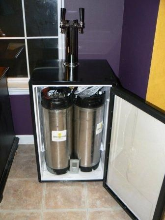 25 Best Ideas About Diy Kegerator On Pinterest Beer Kegerators Beer Fridge And Keg Fridge