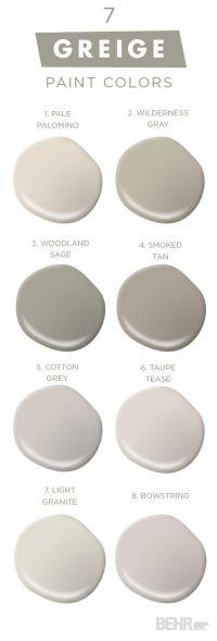 Best 25+ Taupe paint colors ideas on Pinterest