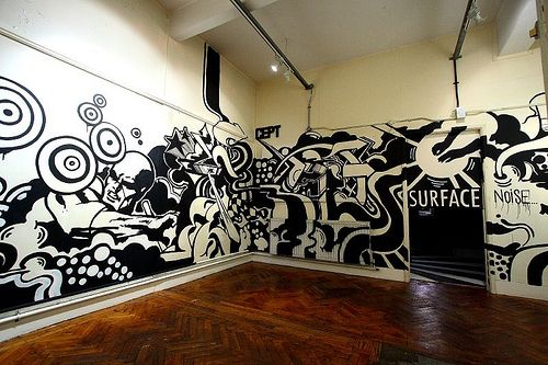 Some Creative Wall Painting Ideas