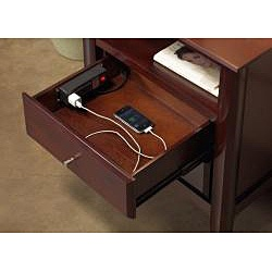 1000 Images About Night Stands With Outlets On Pinterest
