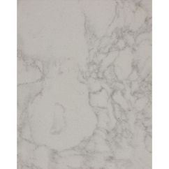 White Kitchen Cabinets Lowes Single Bowl Sinks Counter Top Allen + Roth Oyster Cotton Quartz ...