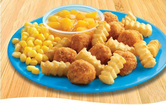 Popcorn Chicken Meal kid cuisine Pinterest Kid Kids