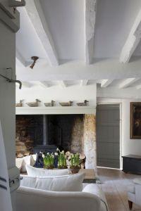Best 10+ Painted ceiling beams ideas on Pinterest ...