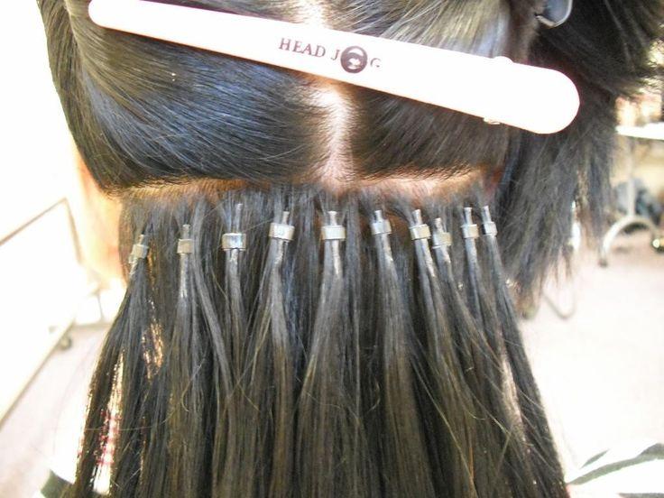 Diy Micro Loop Hair Extensions Poemsrom