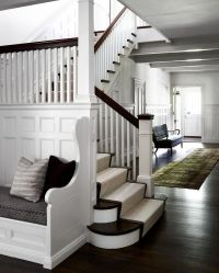 1000+ ideas about Entry Stairs on Pinterest | Split foyer ...