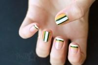 Green Bay Packers nail art! | Packer love