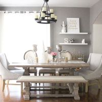 Best 10+ Dining Table Bench ideas on Pinterest | Bench for ...