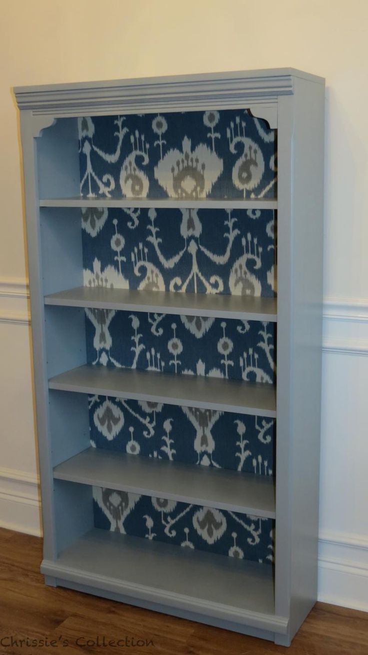 1000 Ideas About Painted Bookcases On Pinterest Painting Bookcase Bookcase Makeover And