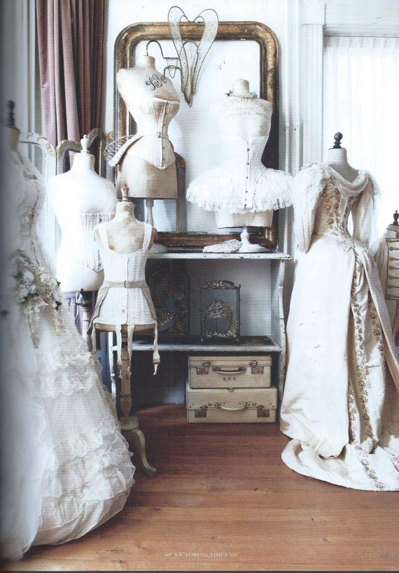 17 Best images about Dress Forms on Pinterest  Antiques Brocante and Shabby