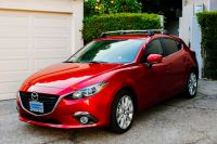 2014/2015 Mazda 3 OEM Roof Rack Installation - Album on ...