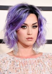 1109 purple hair