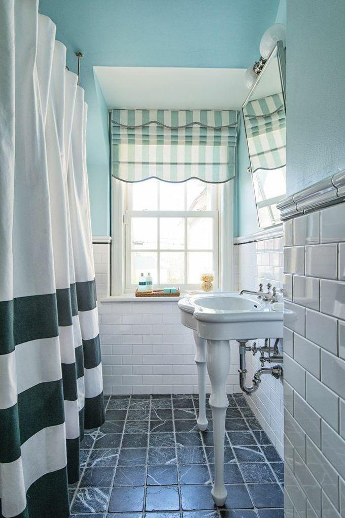 Bathroom Lindsey Coral Harper Interiors Bathroom Love Pinterest Window Treatments House