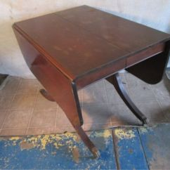 Round Black Kitchen Table Outside Designs Antique Claw Foot Drop Leaf - Google Search   Rustic ...