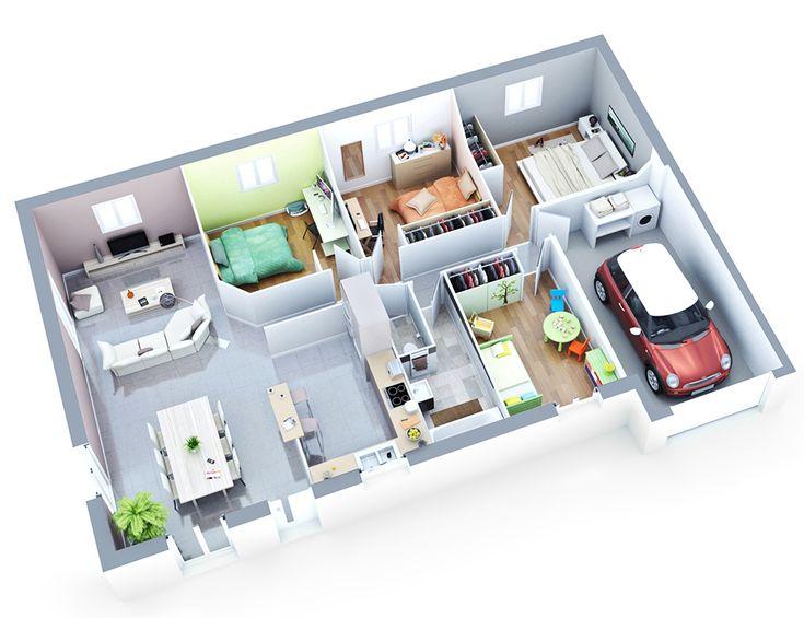 Plan Maison En U Ouvert. Stunning M House Plans Lovely M House Plans
