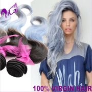 ideas blue grey hair