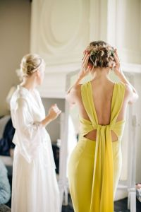 25+ best ideas about Yellow wedding dresses on Pinterest ...