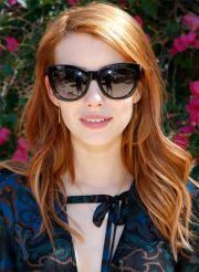 summer-long-layered-brown-haircuts-with-sunglasses