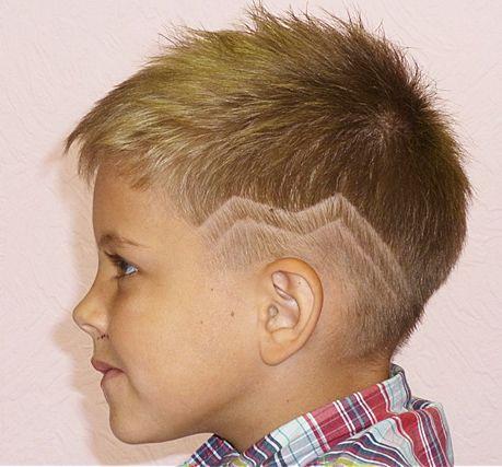 17 Best Images About Frisuren Für Jungs On Pinterest Coiffures