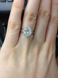 Help! Where can I sell my 3.75 carat custom moissanite ...
