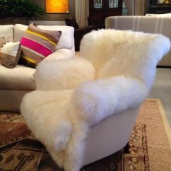 Bedroom Chair Ideas Tufted Tub This Fuzzy White Would Be A Great Place To Curl Up With Book! Is Style You ...