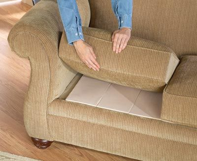 Under Sofa Cushion Support – TheSofa