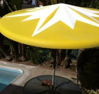 17 Best images about Vintage patio Umbrella's on Pinterest ...