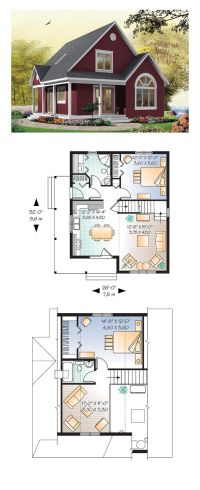 15+ best ideas about Tiny House Plans on Pinterest   Small ...
