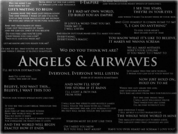 Angels And Airwaves Iphone Wallpaper 20 Best Images About Angels And Airwaves On Pinterest