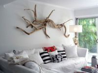 25+ best ideas about Driftwood wall art on Pinterest